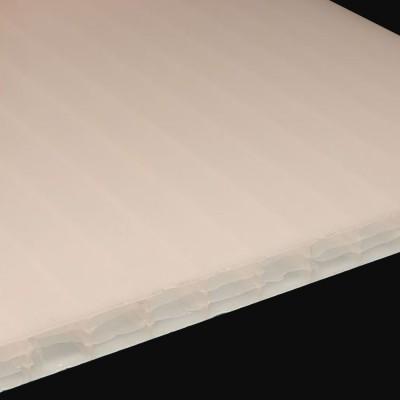Polikarbonát 1UV 16mm opál