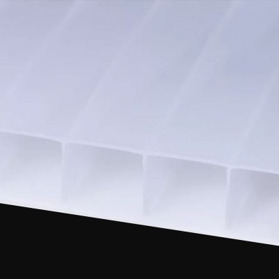 Polikarbonát 1UV 10mm opál