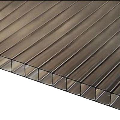 Polikarbonát 2UV 10mm bronz