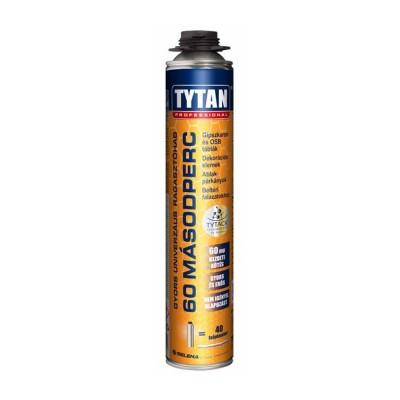 Tytan 60 másodperc ragasztóhab
